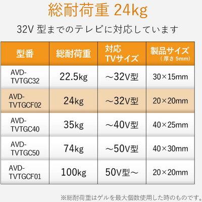 エレコム 耐震ゲル ブルーレイレコーダー用(6コ入)