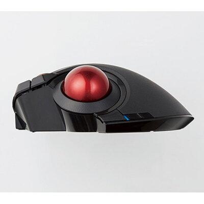 エレコム マウス トラックボール 親指操作 EX-G PRO ブラック M-XPT1MRXBK(1個)