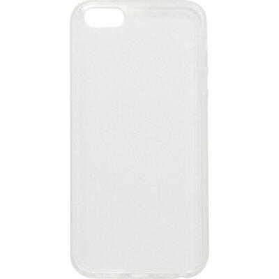 iPhone SE ハイブリッドケース クリア(1コ入)