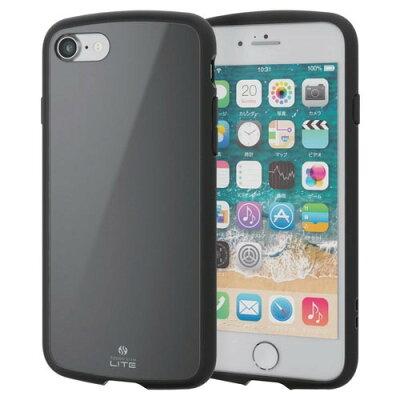 iPhone8 TOUGH SLIM LITE ブラック(1コ入)