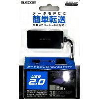 ELECOM メモリリーダライタ MR-A015XBK