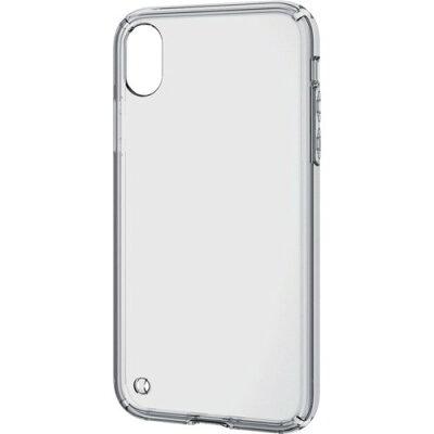 エレコム iPhone XR ハイブリッドケース クリア(1コ入)