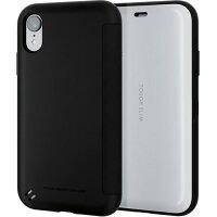 エレコム iPhone XR TOUGH SLIM シェルフラップ ホワイト(1コ入)