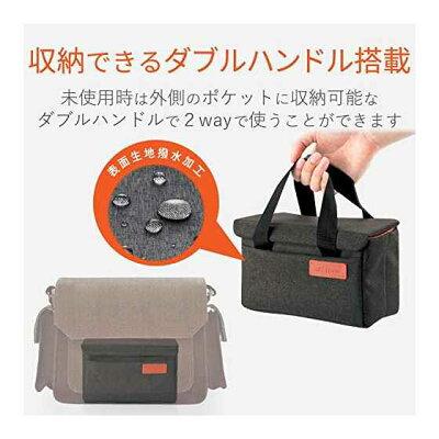 エレコム オフトコ インナーカメラボックス ブラック Sサイズ DGB-S027BK(1コ入)