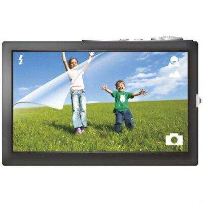 エレコム デジタルカメラ用液晶保護フィルム 光沢仕様 エアーレス 3.0インチワイド用 DGP-011FLAG(1枚入)