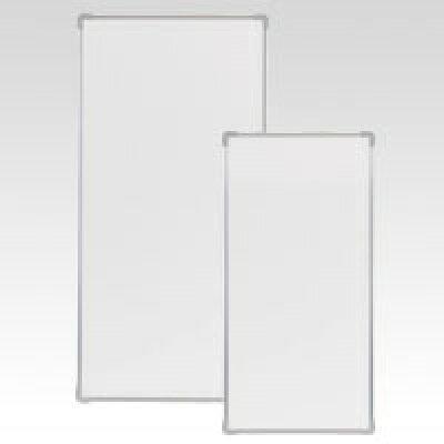ホワイトボード マグネット付き軽量スチールホワイトボード CR-MW4 53706