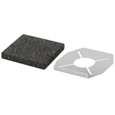 SOTO/ソト ST-3102 レギュレーターストーブ専用 溶岩石プレート