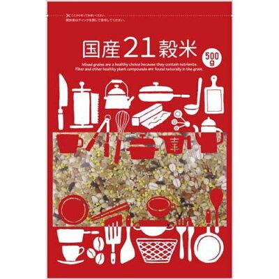 種商 国産21穀米 500g