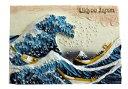 三松貿易 JAPANマグネット ブリスターパック入 浮世絵海