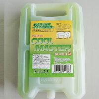 菱屋 抗菌保冷剤 クールマスター ハードタイプ(スーパー) Sサイズ 350g -13℃タイプ(冷凍品用)
