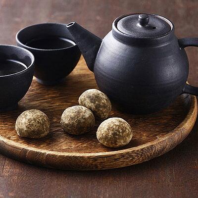 成城石井 desica 有機ほうじ茶のポルボローネ 90g