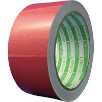 日東エルマテ 再帰反射テープ 150mmX10m レッド 1巻 品番:HT-150R