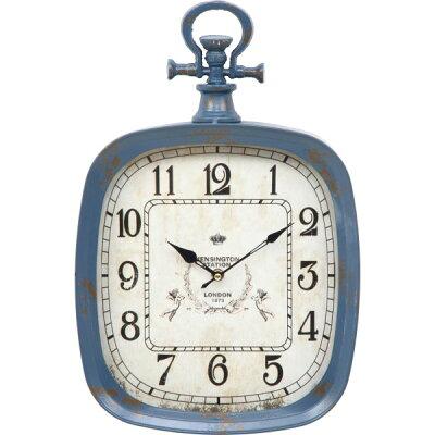 アンティーク 家具 時計 壁掛け 12822 お洒落 インテリア アンティーク B