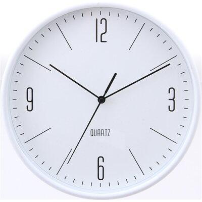 不二貿易 Fuji Boeki 掛時計 ホーン Φ25cm WH