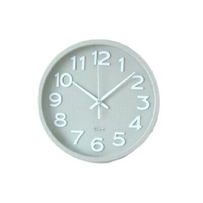 不二貿易 Fuji Boeki 掛時計 スピカ Φ30cm L.GY