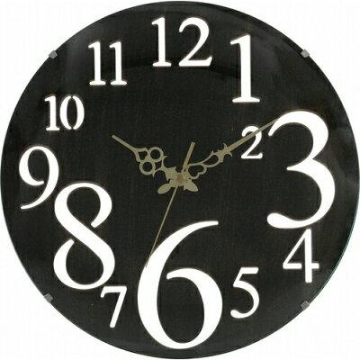 不二貿易 Fuji Boeki 掛時計 レトロ Φ32cm BR