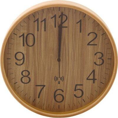 プライウッド電波掛時計 NA(1コ入)