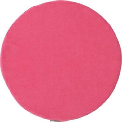 低反発ラウンドクッション ピンク 93433