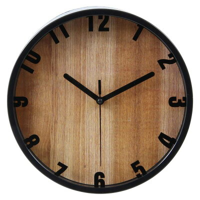 掛時計 ブランチ 直径22cm