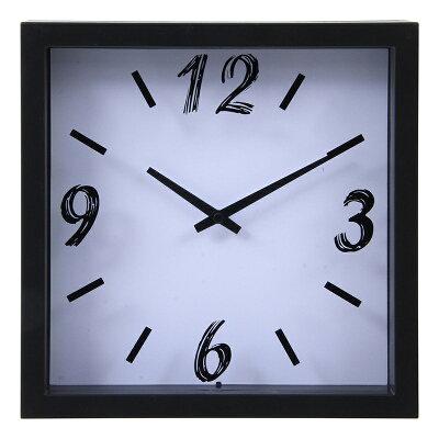 不二貿易 Fuji Boeki 掛時計 ペイント 23cm WH