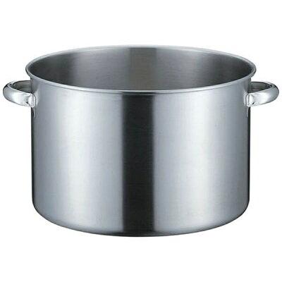 本間製作所 19-0 電磁対応半寸胴鍋  蓋無