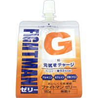 日本薬剤 ファイトマンゼリーG 180g
