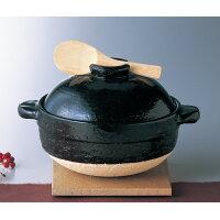 長谷園 かまどさん (三合炊き ) 伊賀焼