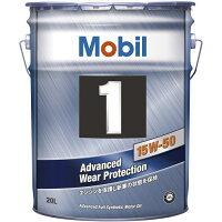 モービル Mobil モービル1 15W-50 20L 117109
