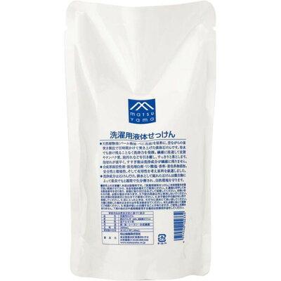 M mark 洗濯用液体せっけん詰替用(1L)