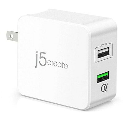 j5 create AC-USB充電器 JUP20J