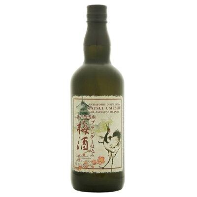 松井酒造 マツイ梅酒 ブランデー仕込み 700ml
