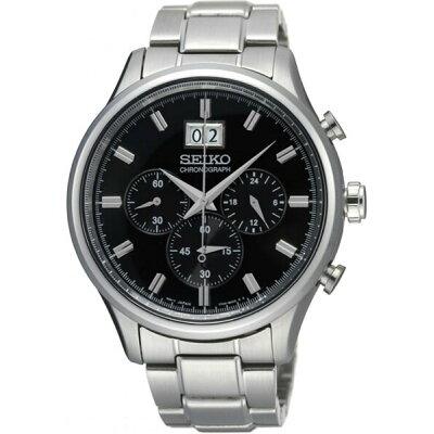 SEIKO  SEIKO クロノグラフ 腕時計 SPC083P1