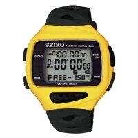 セイコー プロスペックス スーパーランナーズ ソーラー電波時計 スポーツショップ限定モデル SBDG013 イエロー