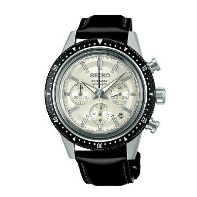 SEIKO PRESAGE メカニカル クロノグラフ 55周年記念 腕時計 メンズ プレステージライン SARK015