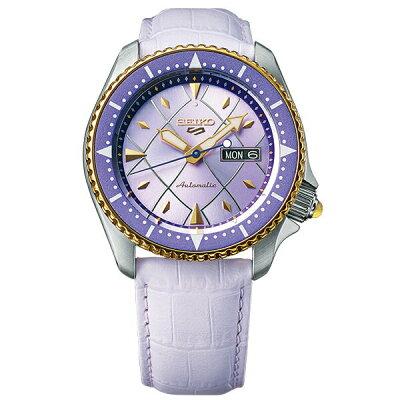 SEIKO 腕時計 SBSA030 SEIKO 5 SPORTS メンズ ジョジョの奇妙な冒険 黄金の風 パンナコッタ・フーゴ