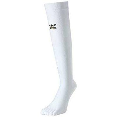ミズノ MIZUNO グローバルエリート 5本指ソックス 25-28cm 52UW17700