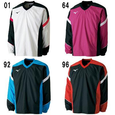 ミズノ ユニセックス テニス Tシャツ 長袖  62JE700101