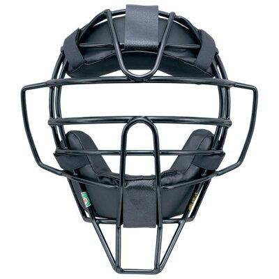 ミズノ MIZUNO 軟式マスク スロート 17 09/ブラック 1DJQR11009