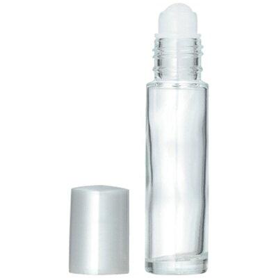 ロールオンボトル シルバーキャップ(10mL)