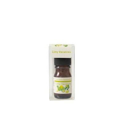 生活の木 ブレンドエッセンシャルオイル ライミーバカンス 5ml