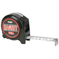 【プロマート】 MK MAG25 BREAKE&LOCK 7.5m 黒