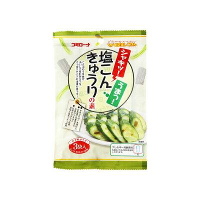 コーセーフーズ 塩こんきゅうりの素 39g