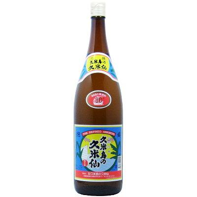 久米島の久米仙 乙類30°泡盛 1.8L