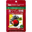 日本ケフィア 赤ワイン習慣 62粒