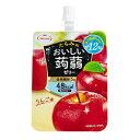 おいしい蒟蒻ゼリー りんご味(150g)