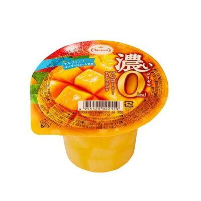 濃いマンゴーゼリー 0kcaL(195g*6コ入)