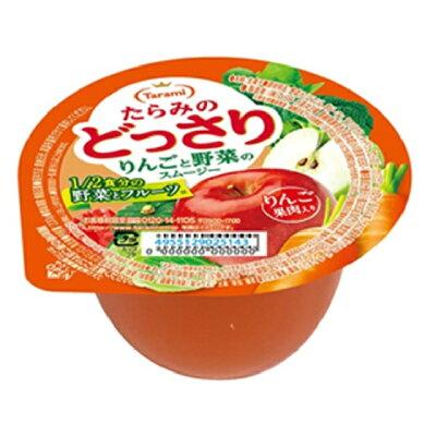 たらみ たらみのどっさり りんごと野菜のスムージー 230g