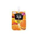 おいしい蒟蒻ゼリー みかん味(150g*6個)