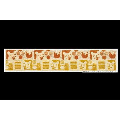 pooh/hide-and-seek kitchen mat dmp-5006
