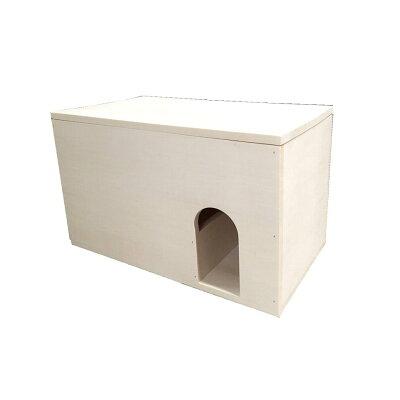 BH 鳥巣箱 オカメインコ巣箱 横型